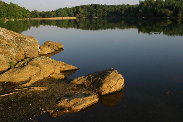 Des lacs (ici Lac de la Gourde)