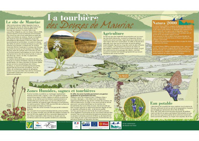 Tourbières des Douzes -Mauriac